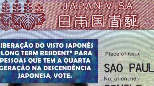 Liberação de visto para yonsei, descendente de quarta geração.