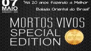 MORTOSVIVOS Special Edition 20Years