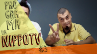 3º Programa da NippoTV – Animes
