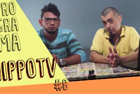 8º Programa da NippoTV – Desenhos Antigos