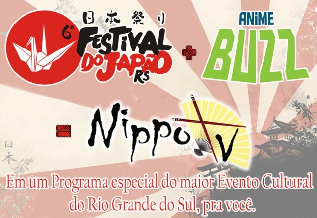 Nihon Matsuri – Festival do Japão do RS
